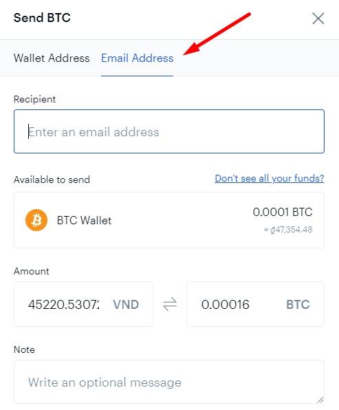 cách tạo ví Coinbase để lưu trữ Bitcoin